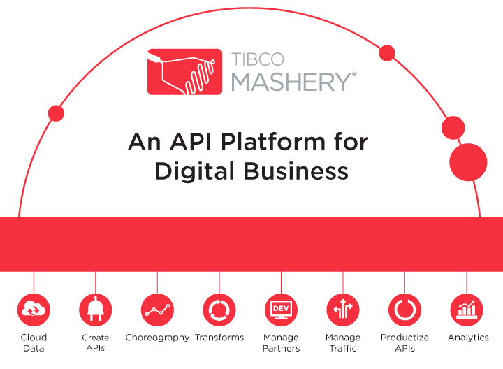 an API platform for digital business